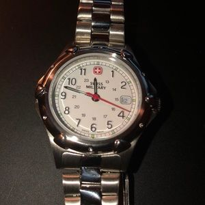 Wenger Accessories - Swiss military watch